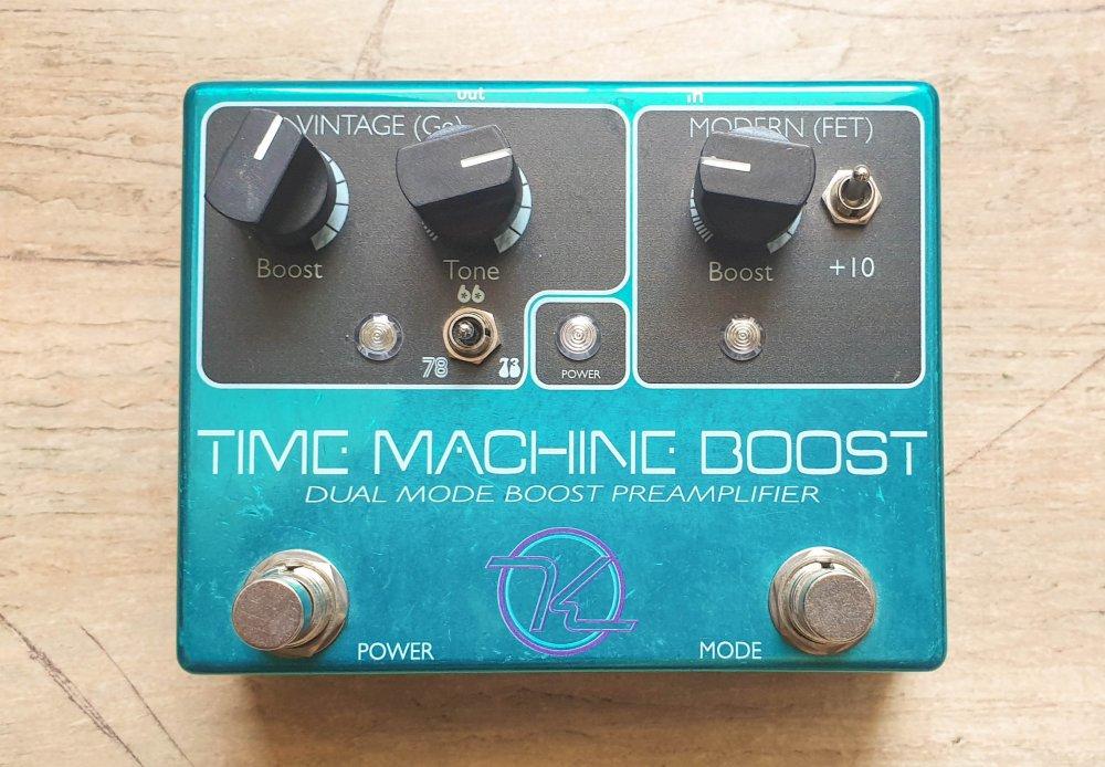 Keeley Time machine ..jpg